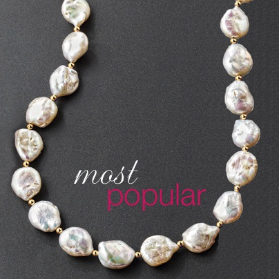 Simons Pearl beads earrings Set of 3 G59f00p