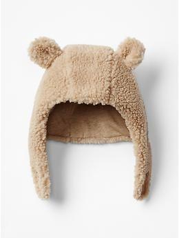 Sherpa bear hat   Gap