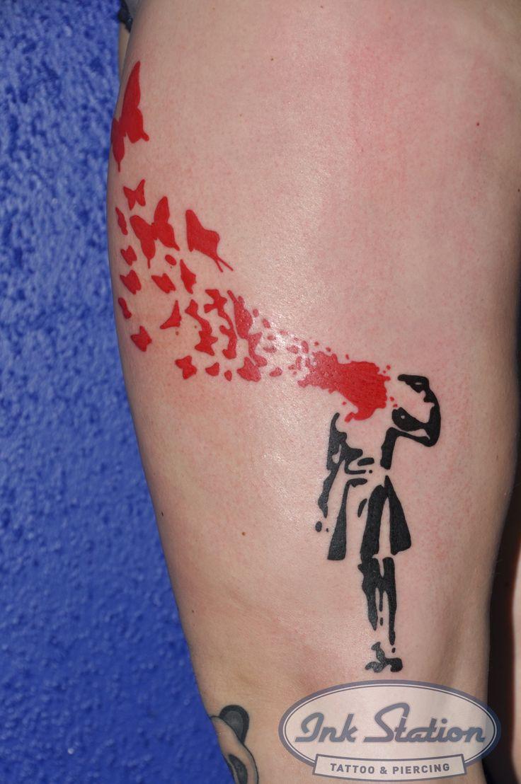 Cool tattoo schriftzug tattoo tattoo ideen ve schriftzug - Tattoos schriftzug ideen ...
