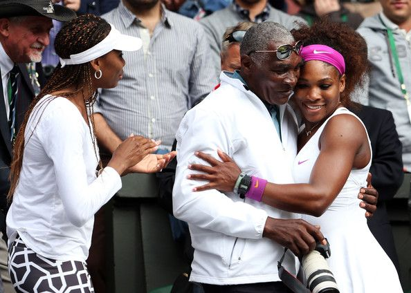 Venus & Serena Williams' 70-Year-Old Father Has Baby With New Wife