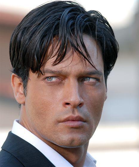 Men's Fashion, Men's Style, Italian Style, Men's Hairstyle  Gabriel Garko, Italian TV Actor (L'Onore e il Rispetto)