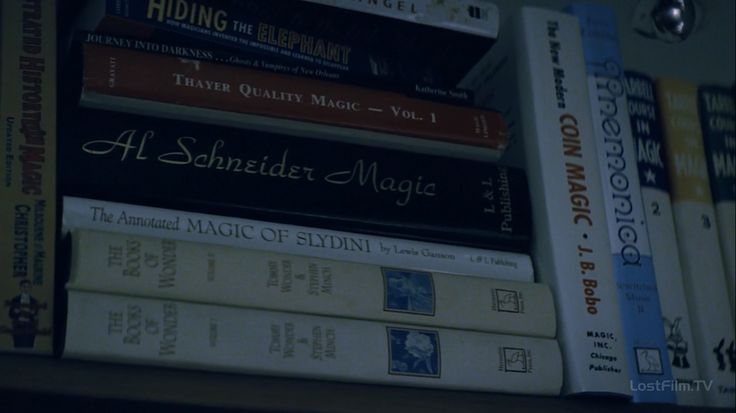 Книга в кино : The Magicians/Волшебники [2015]