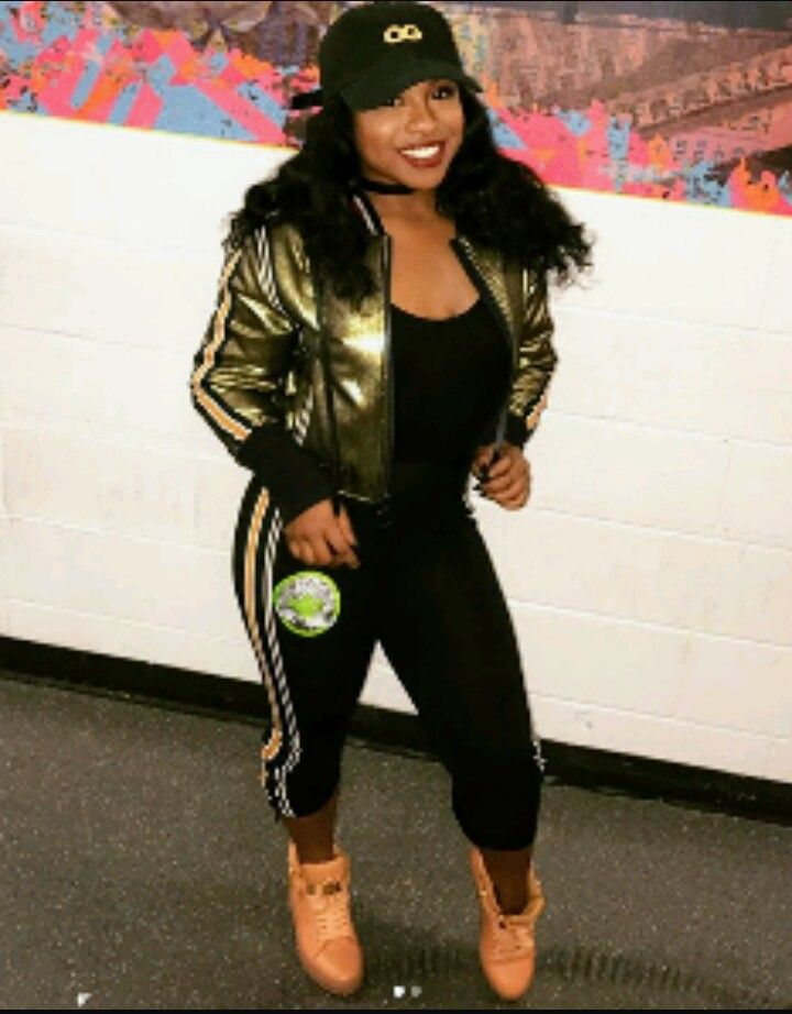 Reginae Carter° | Beautiful outfits, Stylish outfits