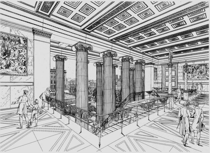 109 best karl friedrich schinkel architect images on pinterest architecture berlin germany. Black Bedroom Furniture Sets. Home Design Ideas