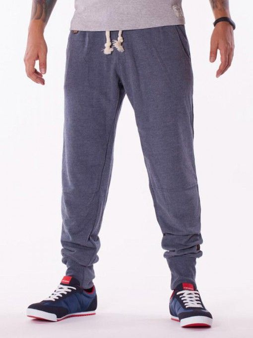 Pantaloni pentru barbati Naketano Style albastri