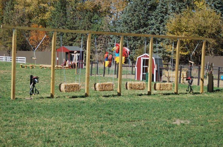 Visiting Scarecrow Farm near Sioux City, Iowa in 2020