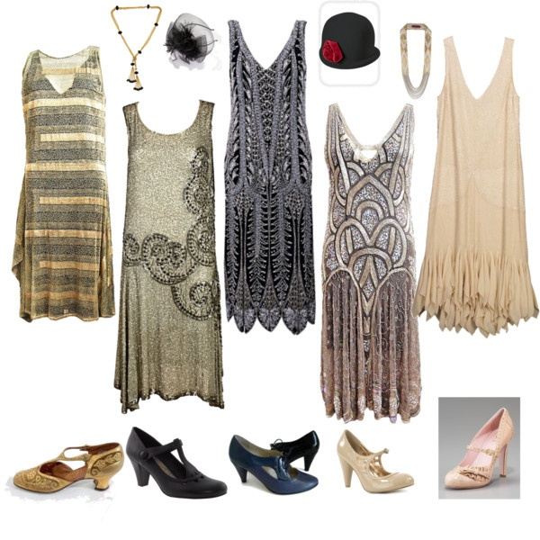 Jazz Age Wardrobe