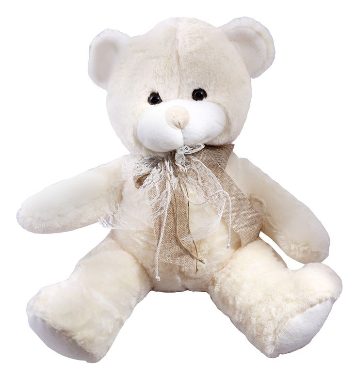 A big hug for the one you love big time. This luxurious 80cm Bear wears a velvet bow ties and is made from our special, huggably soft, premium fur offered in two inspired colors. ThIs Bear will make a BIG impression. #Classic #Gift #TeddyBear