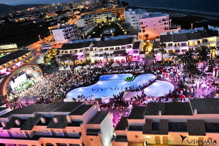 Ushuaia, #Ibiza