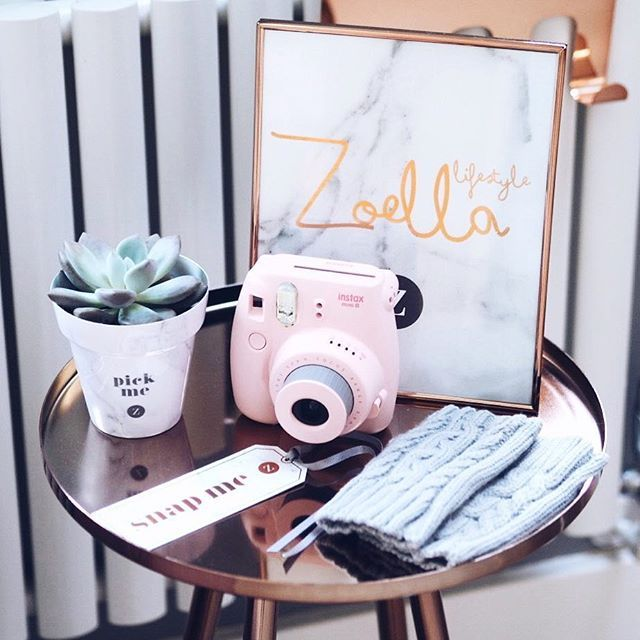 #ZoellaApartment and @zoella's lovely new @zoellalifestyle range!!