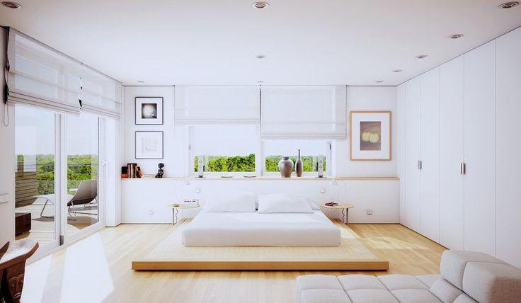 relaxing bedroom design
