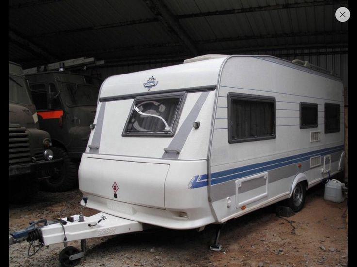 Original Used Touring Caravan For Sale