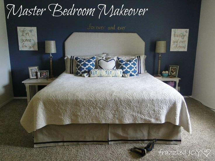 Master Bedroom Reveal!! – One Room Challenge Done