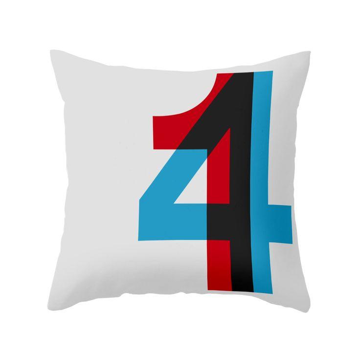 #14 Throw Pillow | dotandbo.com