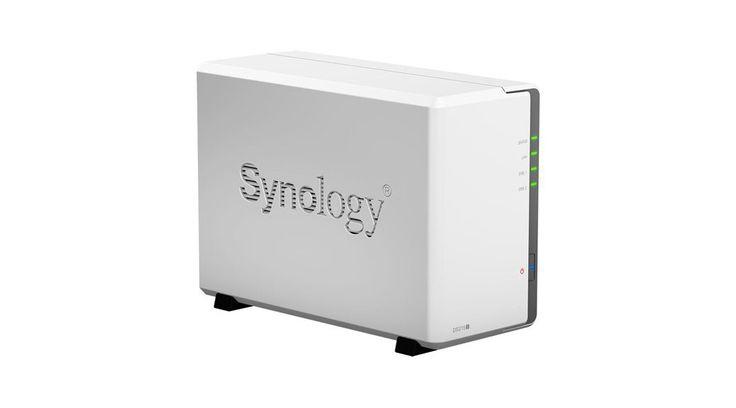 Synology DS215J: el mejor servidor NAS en 2015 para montar un centro multimedia en tu casa