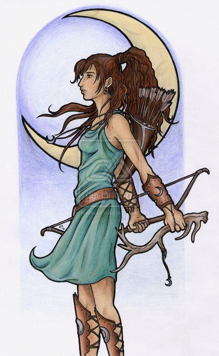 Artemis by ~kaian on deviantART