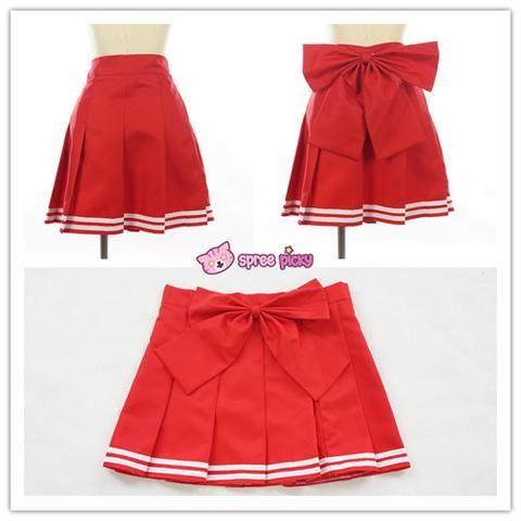 Daily Cosplay [Sailor Moon] Sailor Mars Hino Rei Red Seifuku Unfirom SP151743-SP151744 - SpreePicky  - 6