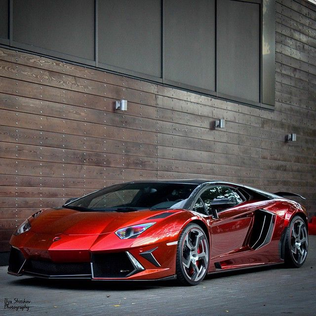This one is the new Lamborghini aventador it has the kit race that it means that the wheels are black instep of gray, it also has rear wing.This car new costs around 450.000 dollars