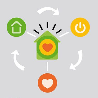 Abitare Smart, percorso espositivo sull'abitare sostenibile, AmbienteParco Brescia