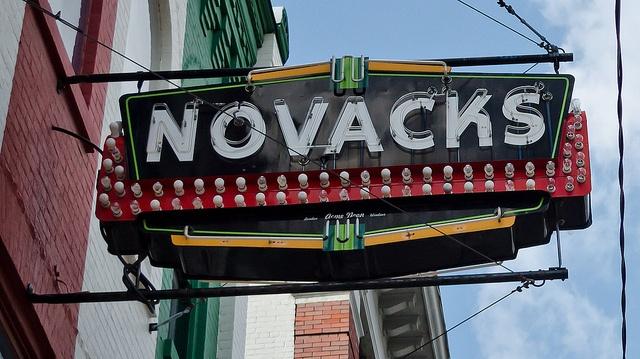 Novacks, London Ontario Canada by Gary DB, via Flickr