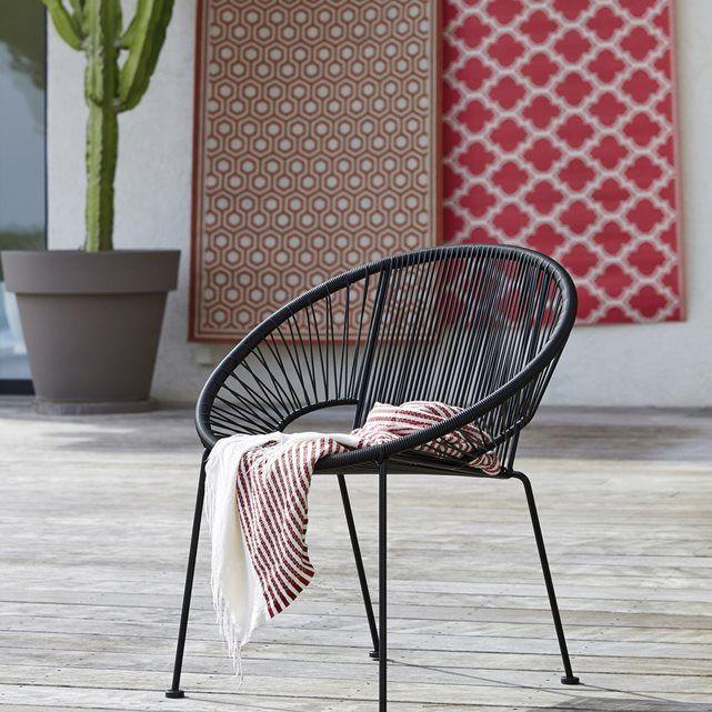 top fauteuil de jardin fils de rsine tresss joalie la redoute e with fauteuil copacabana maison. Black Bedroom Furniture Sets. Home Design Ideas