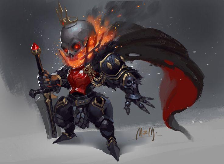 ArtStation - Dead Knight, M ZM