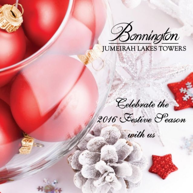 Celebrate the festive season at the Bonnington in Dubai! We've put together a bouquet of great offers for you to enjoy. For even more information and to book: https://goo.gl/rfVUBd