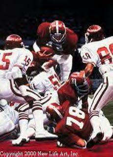 """Alabama Football: Paul """"Bear"""" Bryant Era"""