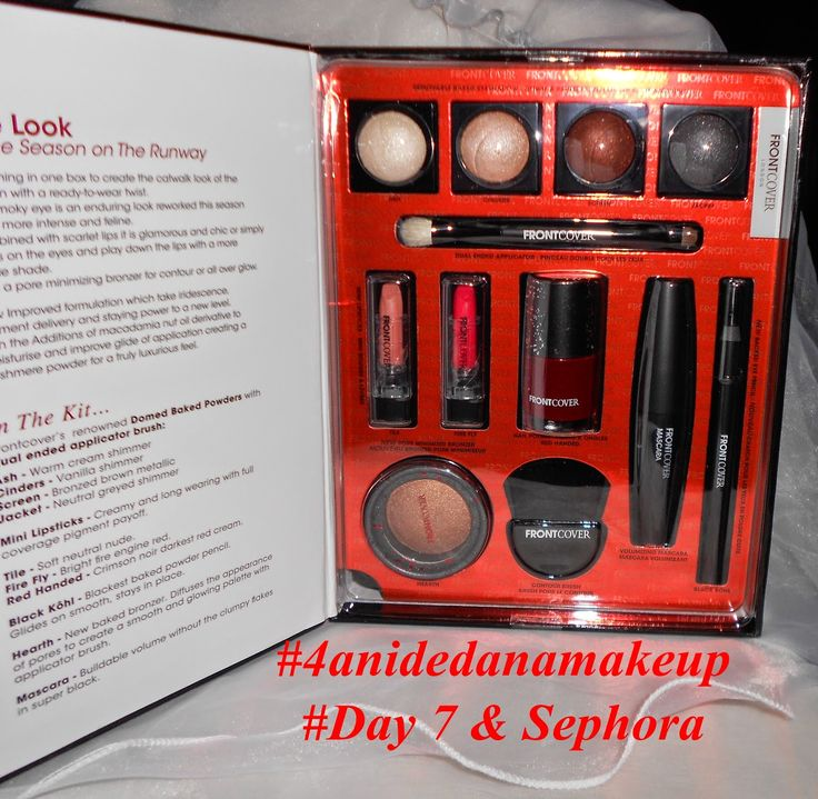 danamakeup.ro: #4anidedanamakeup ziua 7 cu Sephora