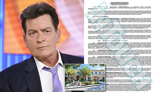 Charlie Sheen's ex PA says everyone in the house knew he was HIV positive