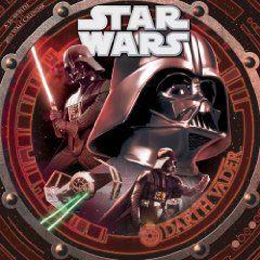 Star Wars The Saga 2012 Wall Calendar