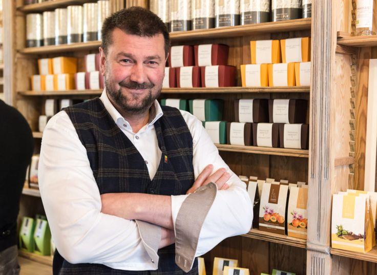 Sven-Erik Hitzer BIO HOTELIER U. Chef Schokoladenmanufaktur ©Achim Meurer