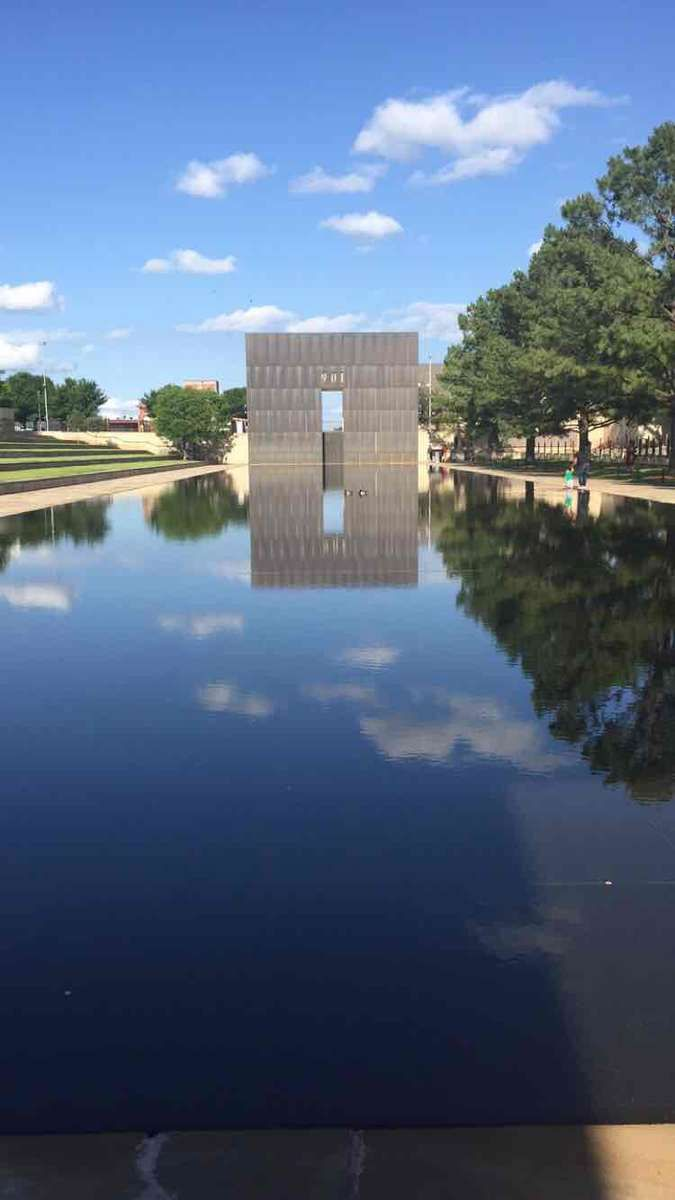 1000 Ideas About Oklahoma City National Memorial On Pinterest