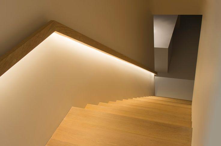 Trapleuning met LED-verlichting - Decotrap