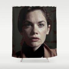 Pure Evil Shower Curtain