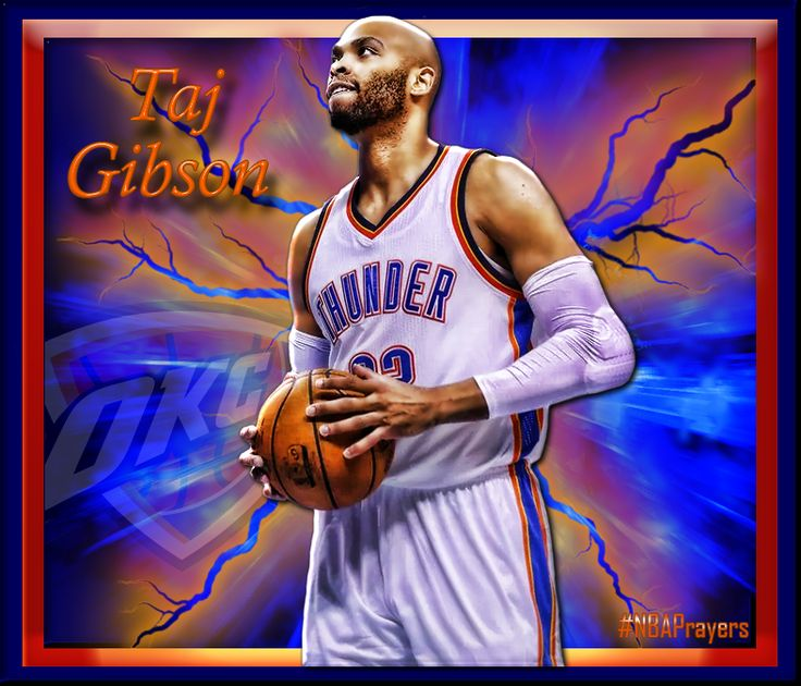 NBA Player Edit - Taj Gibson