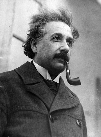 Three great theories define our physical knowledge of the universe: relativity, quantum mechanics and gravitation. The first is the handiwork of German-born Albert Einstein (1879-1955), who remains the physicist with the greatest reputation for originality of thought. His work showed that space and time are not immutable but are fluid and malleable. #physics