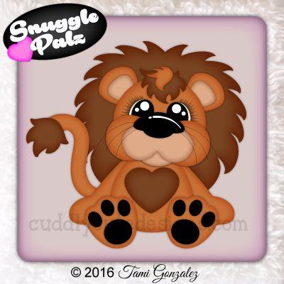Snuggle Palz Lion