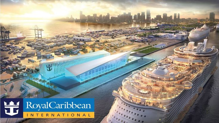 awesome Royal Caribbean - Symphony of the Seas - NEW Miami terminal!!