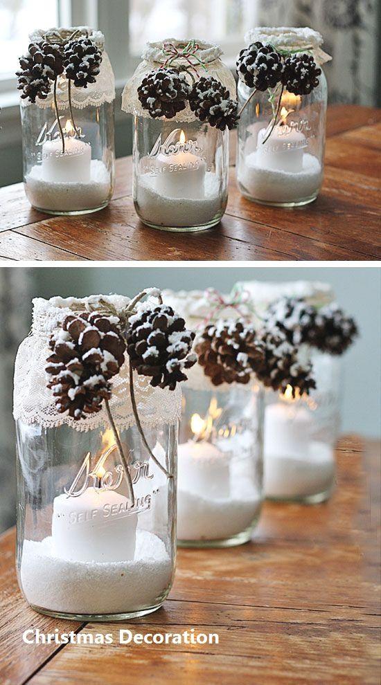 Admirable 15 Cheap And Easy Christmas Diy Decoration Ideas 1 Home Interior And Landscaping Mentranervesignezvosmurscom