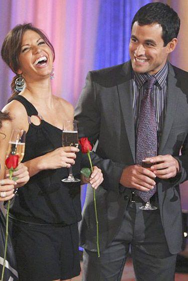 Melissa Rycroft and Jason Mesnick