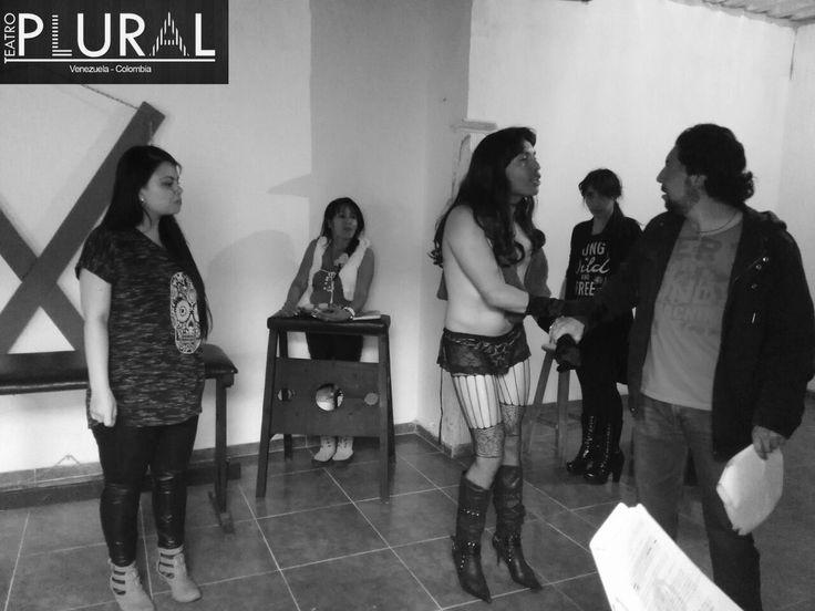 Ensayo en la Corporación BDSM de Colombia. #PervertidasYMalqueridas