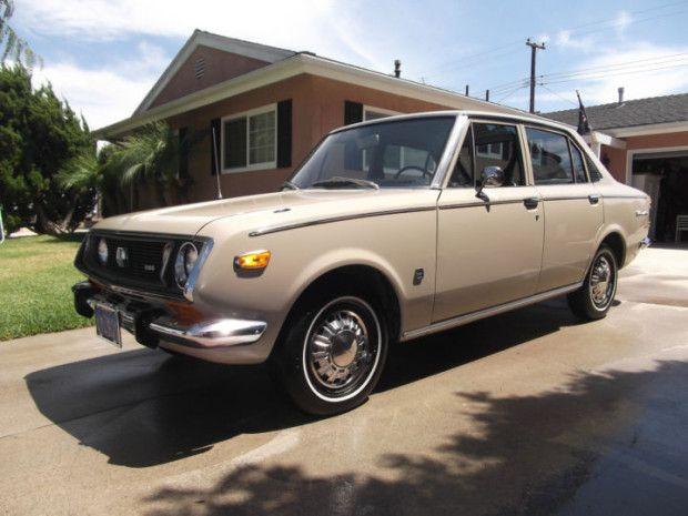 1970 Toyota Corona 4-Speed