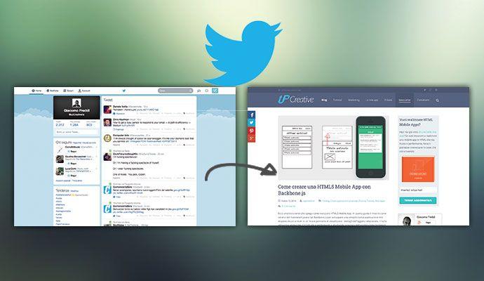 #Twitter rappresenta un grandissimo strumento per accrescere il proprio #businessonline Ma come riesci a catturare l'attenzione del lettore?   In questo articolo ti mostro alcuni consigli utili per usare questo #social in modo da aumentare traffico al proprio sito web, tecniche indispensabili in una buona strategia di #webmarketing e #contentmarketing