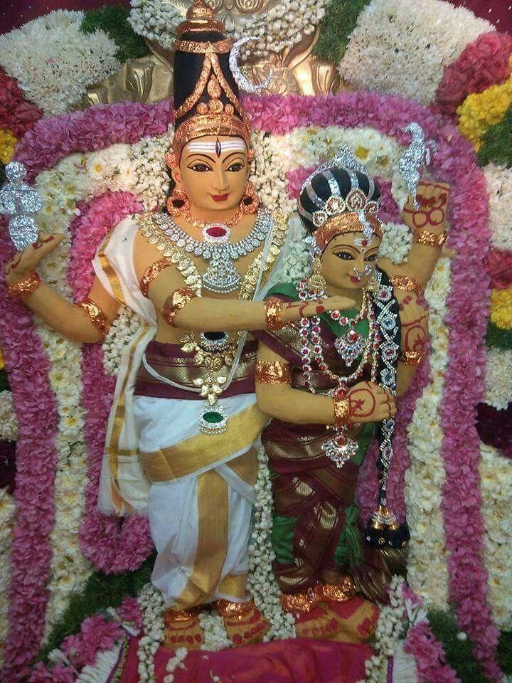 Shiva Parvathi......