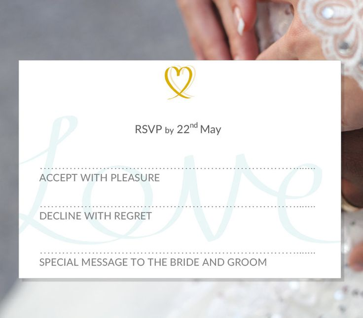55 best Printable wedding RSVP and Enclosure Card templates images - wedding template