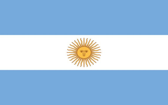 Argentina Flag Wallpapers HD