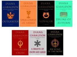The Outlander series by Diana Gabaldon Reading Order