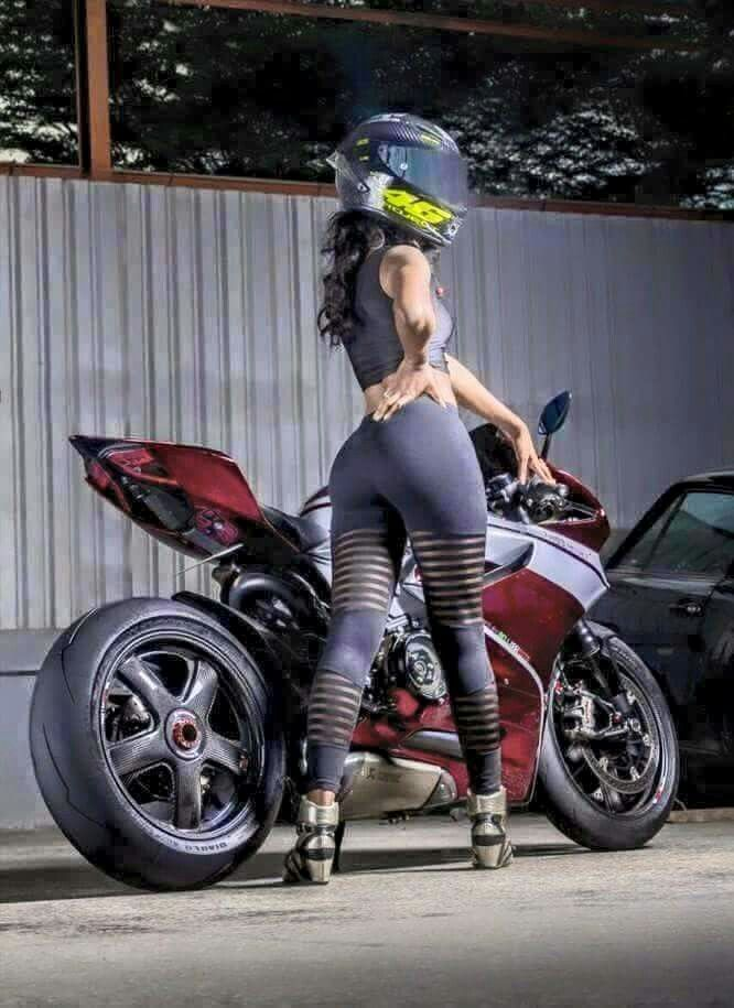 Naked girl atv helmets