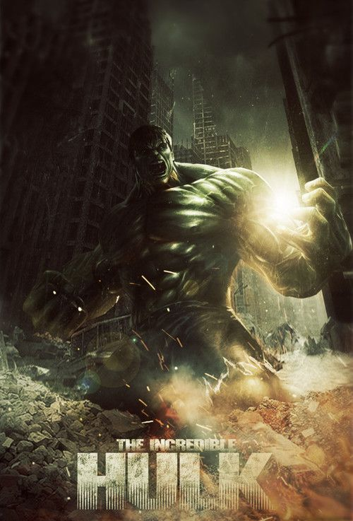 Watch->> The Incredible Hulk 2008 Full - Movie Online
